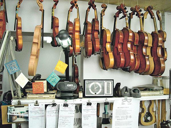 Bowen Violin Shop