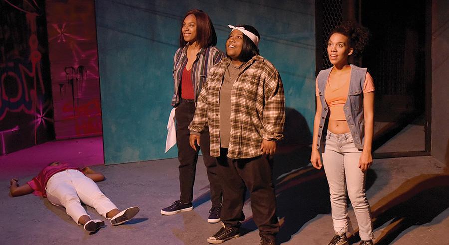 Eclipse Theatre's <i>Breath, Boom</i>