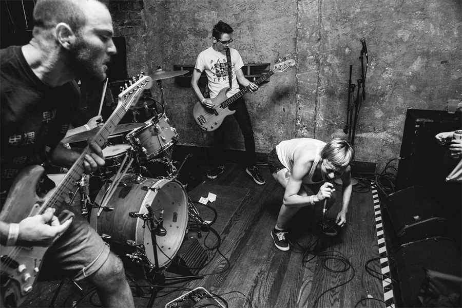 Chicago punks C.H.E.W.