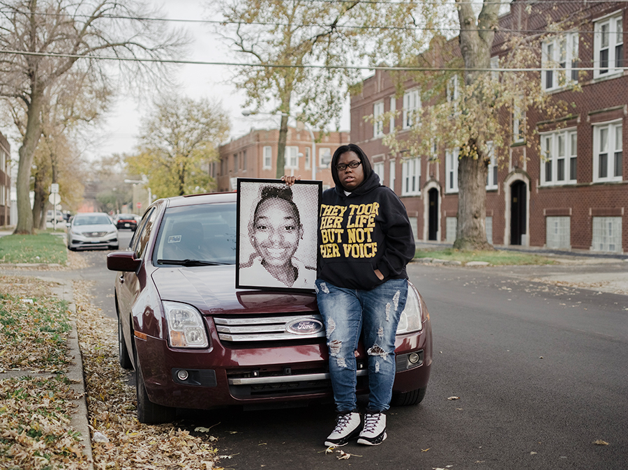 Camiella Williams, who was featured in our most recent People Issue, has dedicated her life to violence prevention after losing more than two-dozen friends and family members to gun violence.