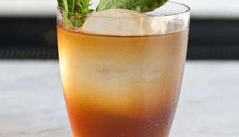 Dave Michalowski's Madras curry cocktail