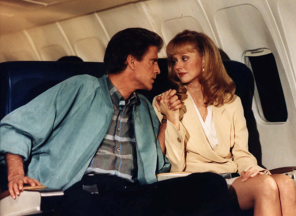 Ted Danson and Shelly Long in <i>Cheers</i>