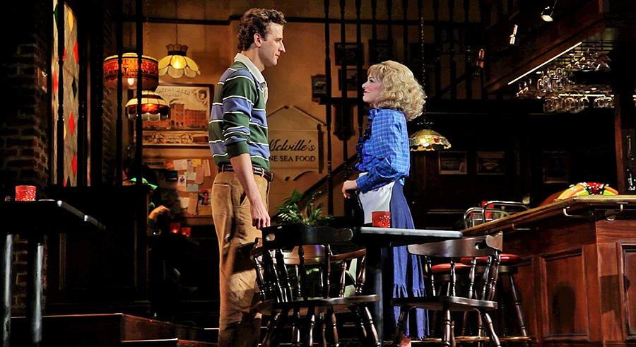 <i>Cheers</i> comes to the stage at the Broadway Playhouse.