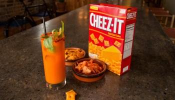 The Kimcheez-It by Matty Colston