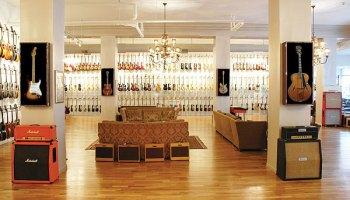 Best Guitar Shop: Chicago Music Exchange