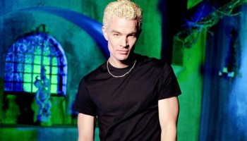 Ex-<i>Buffy</i>er James Marsters appears at the convention