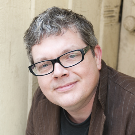 Chris Thomson, of the Coffin Pricks
