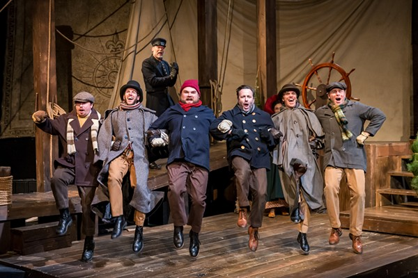 Mercury Theatre's <i>The Christmas Schooner</i>