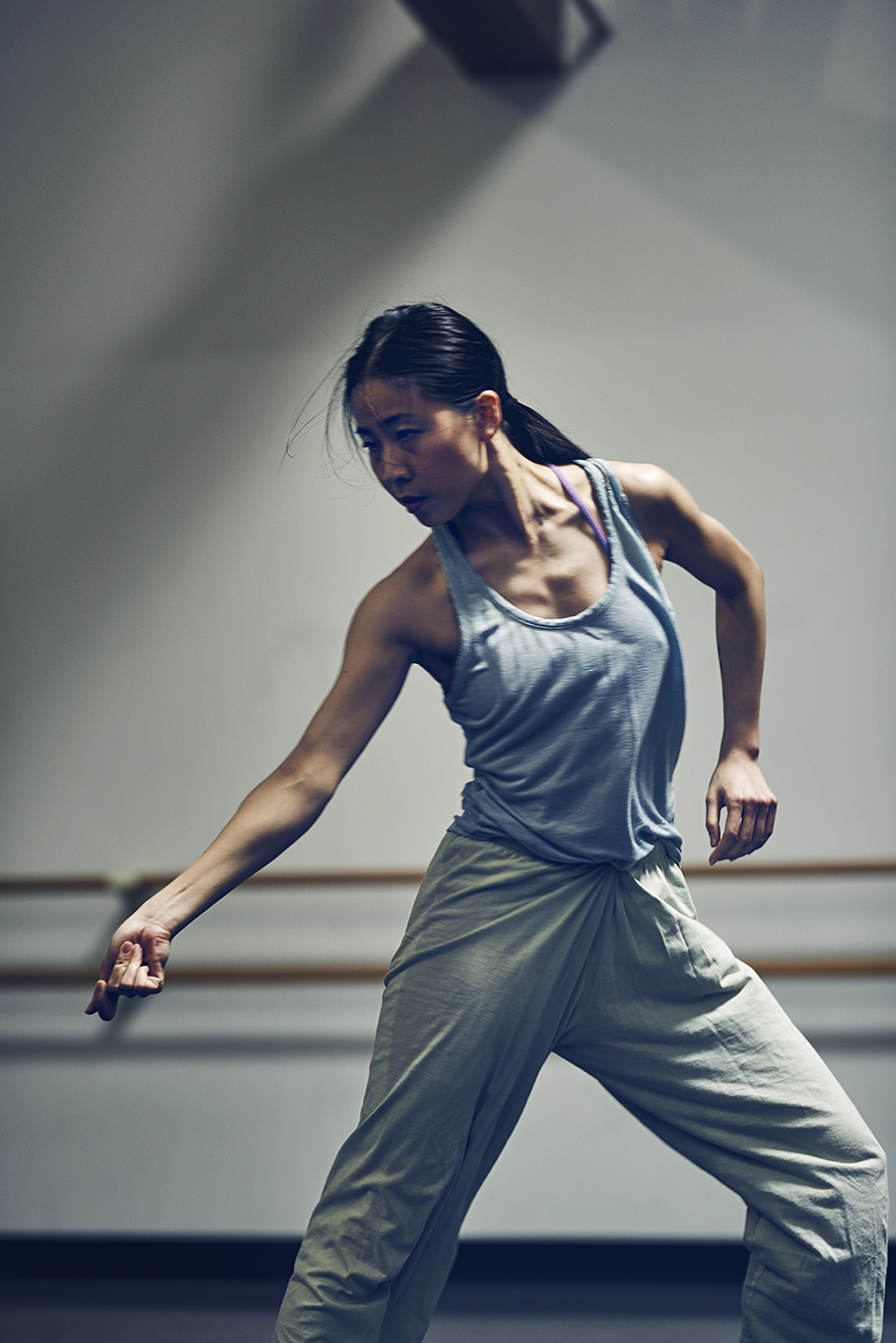 """Shiau says the highlight of her career so far was """"performing in my home country for the first time as a professional dancer"""" last month, where she presented her solo work in progress at a prestigious festival for new choreography."""