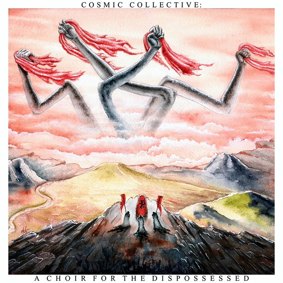 The Red Nebula label released the RABM compilation <i>Cosmic Collective</i> in 2019.