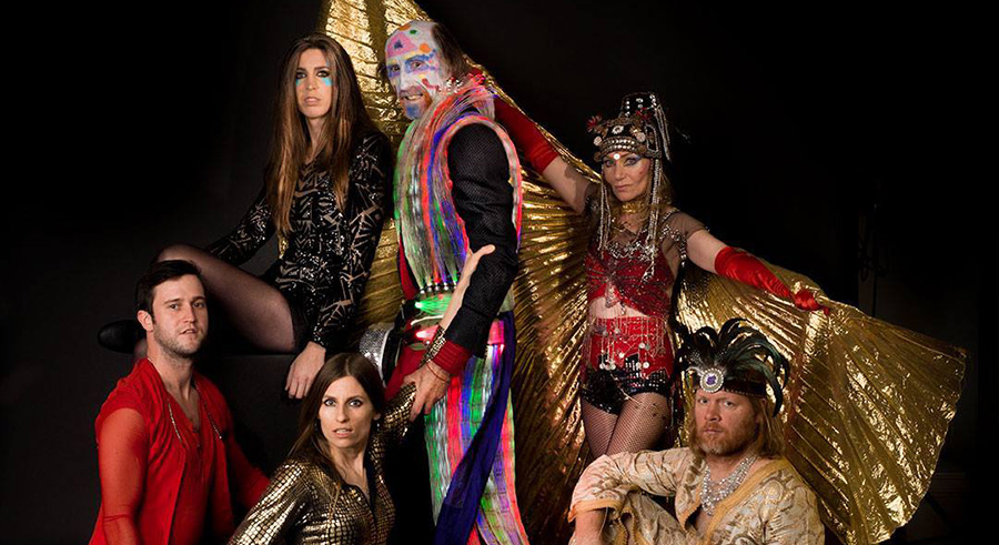 Crazy World of Arthur Brown return to the U.S. for the first time in 40 years.