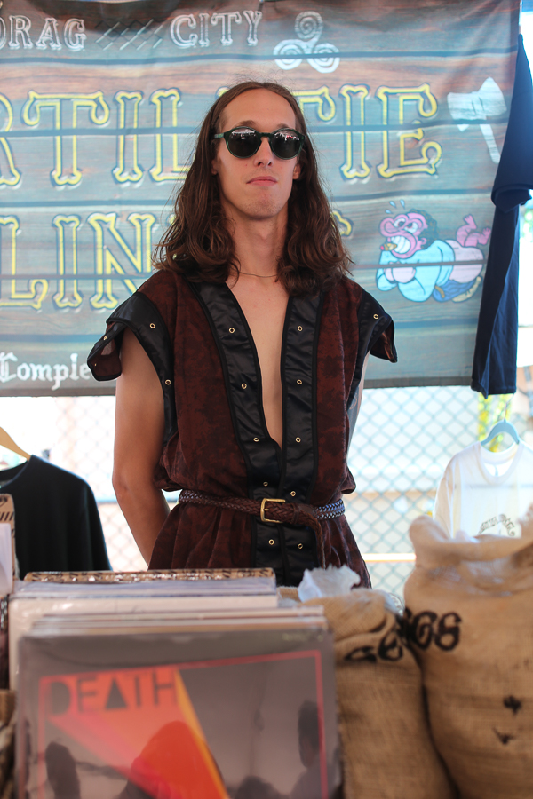 Grant Engstrum of Drag City record label