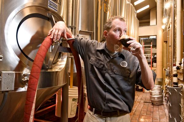 Pete Crowley at Haymarket Pub and Brewing