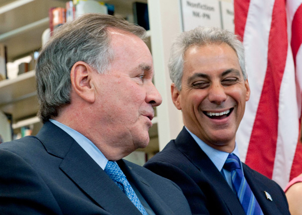 As mayor, Richard M. Daley spent hundreds of millions of dollars on unnecessary pet projects—and now successor Rahm Emanuel seems to have the same bad habit.