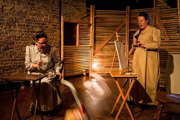 Third Eye Theatre Ensemble's <i>Dark Sisters</i>