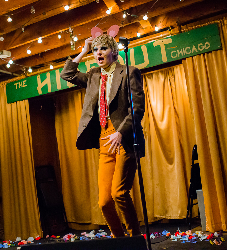 """""""Derry Queen's Big Queer Variety Show"""" at the Hideout"""