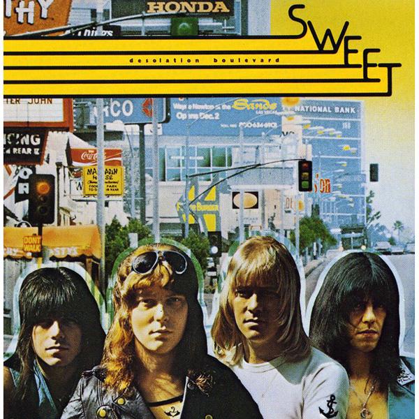 The Sweet, <em>Desolation Boulevard</em>