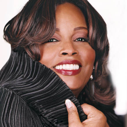 Dianne Reeves, maybe the last great female vocalist in mainstream jazz