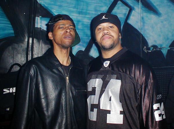 DJ Funk and DJ Assault