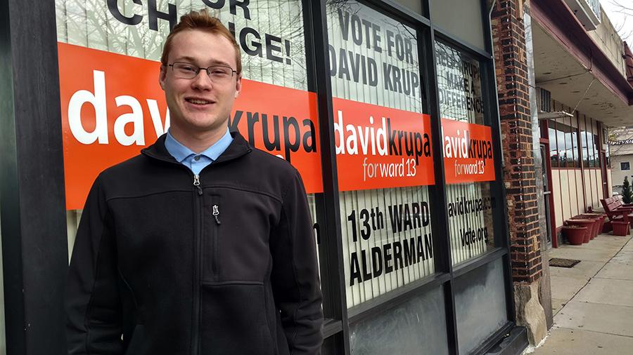 David Krupa