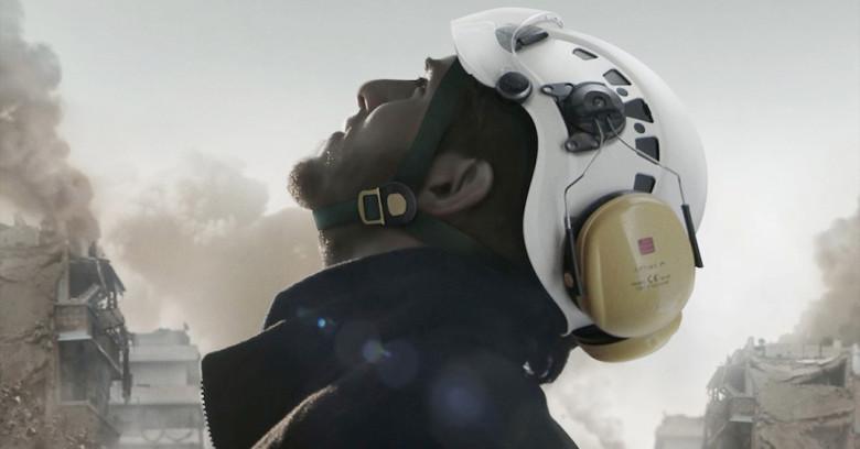 <i>The White Helmets</i>