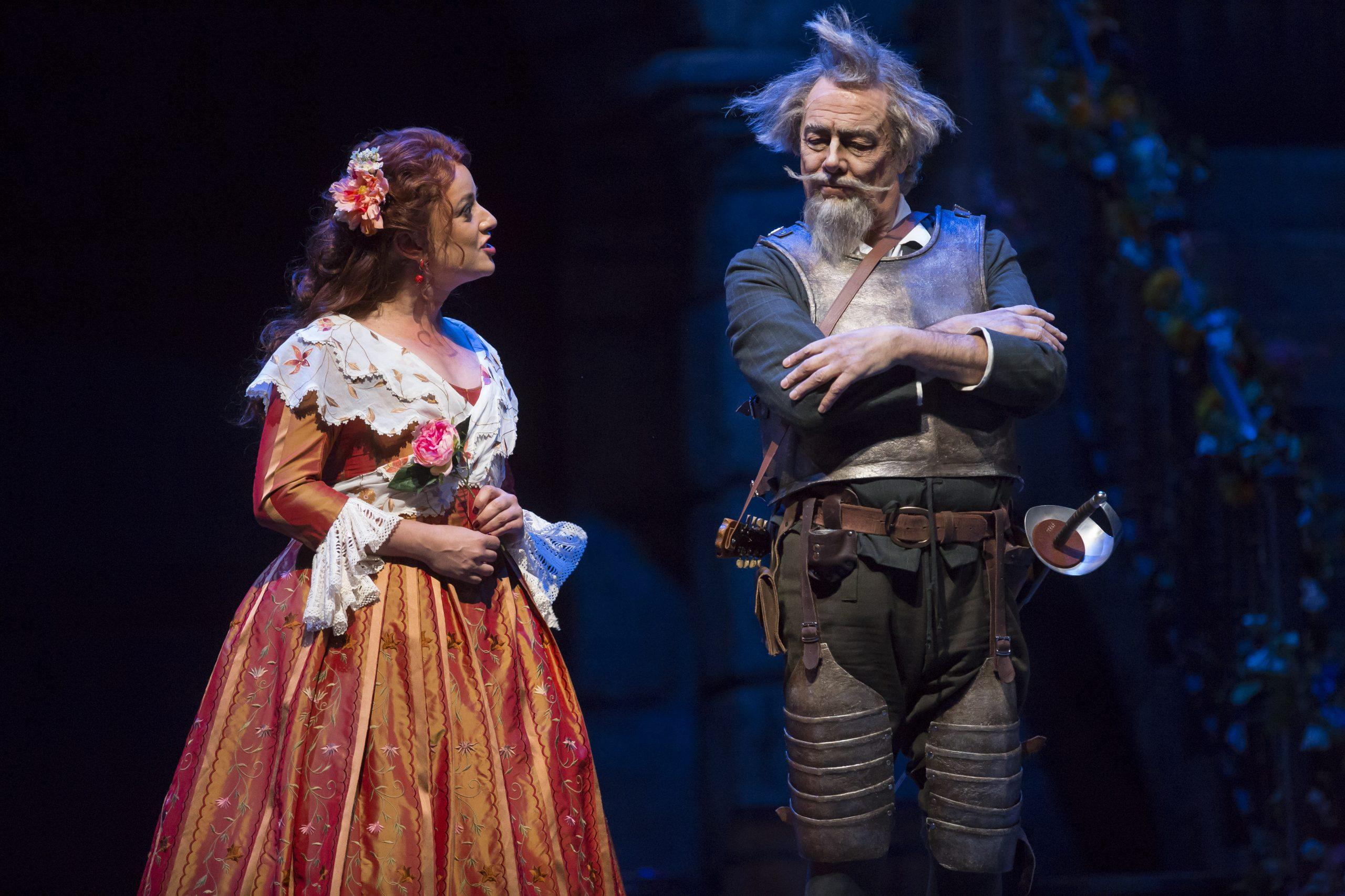 Massenet's <i>Don Quichotte</i>, at Lyric Opera