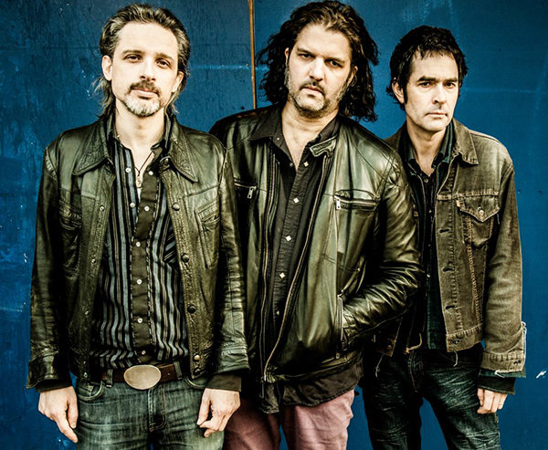 The Jon Spencer Blues Explosion performs at Drill: Chicago