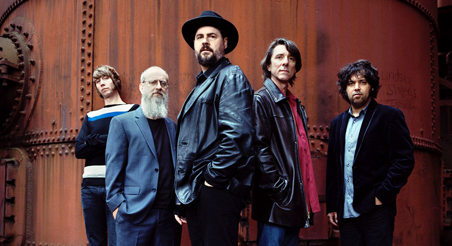 Drive-By Truckers perform in Chicago on Thu 2/2.