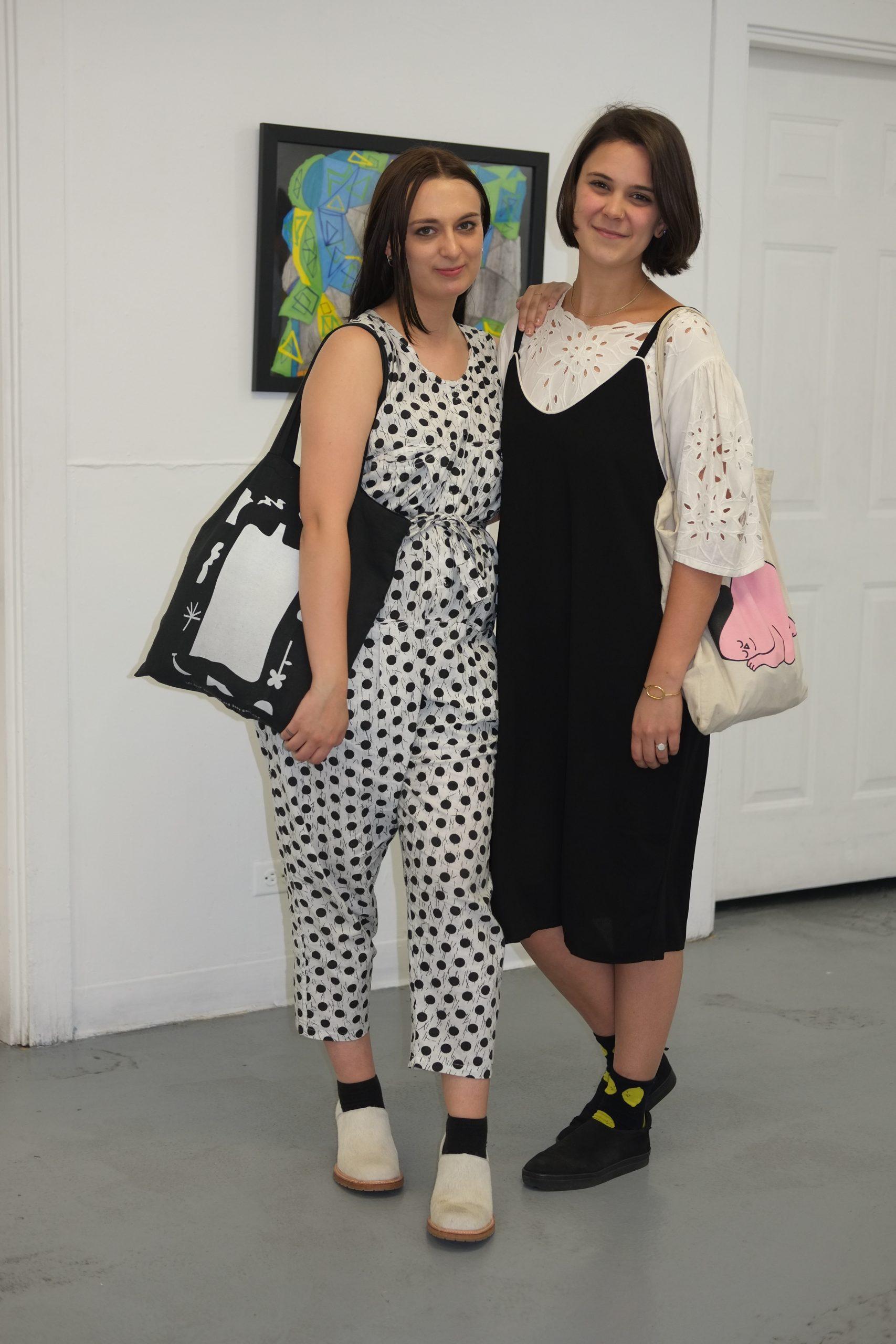 Natalyia and Heather