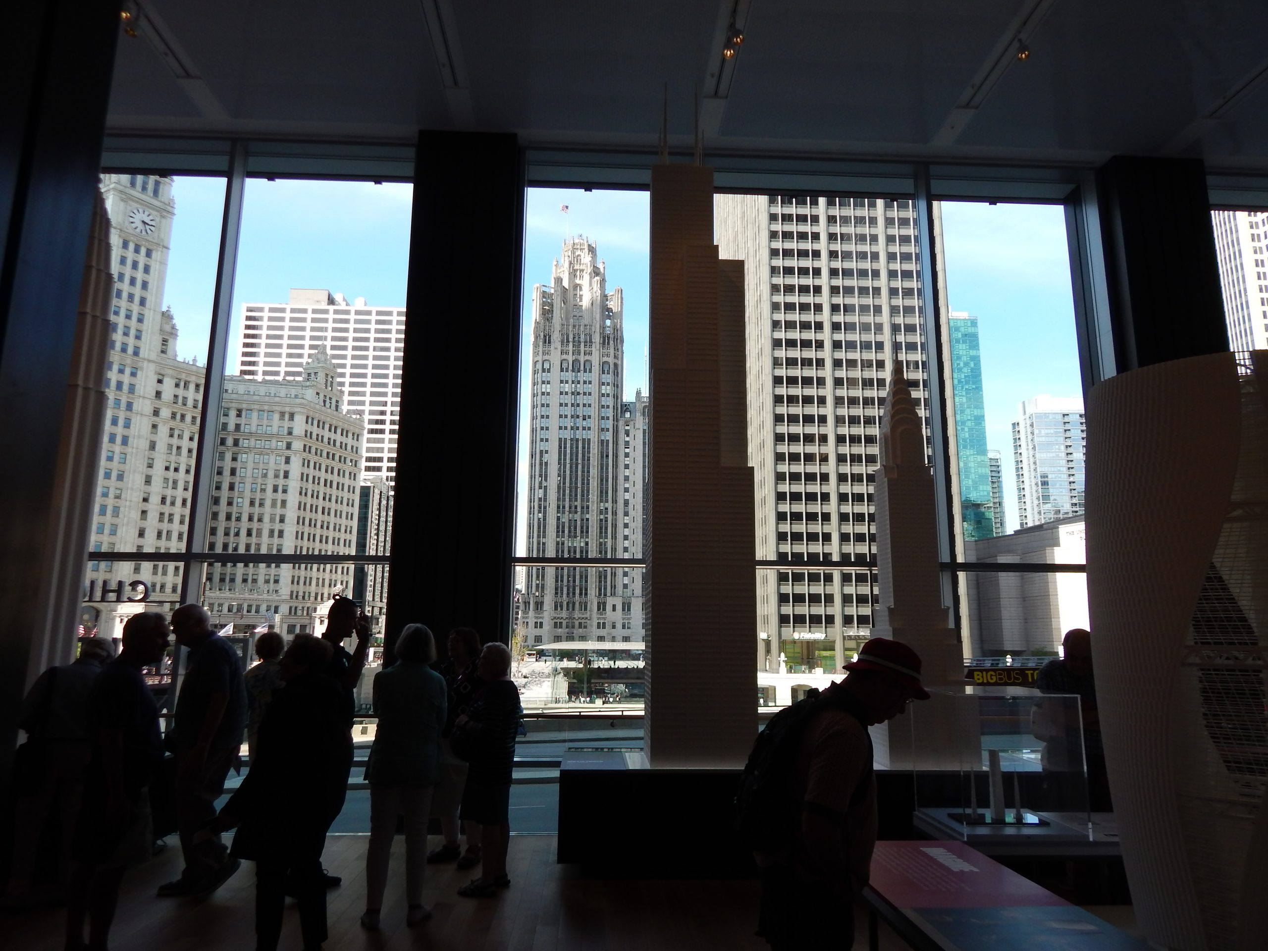 CAC's new home boasts a jaw-dropping view of Chicago architecture.
