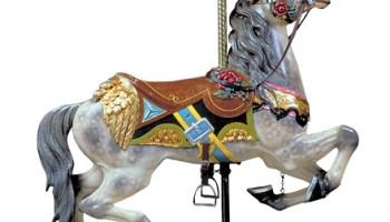 An Eagle Horse from Como Park