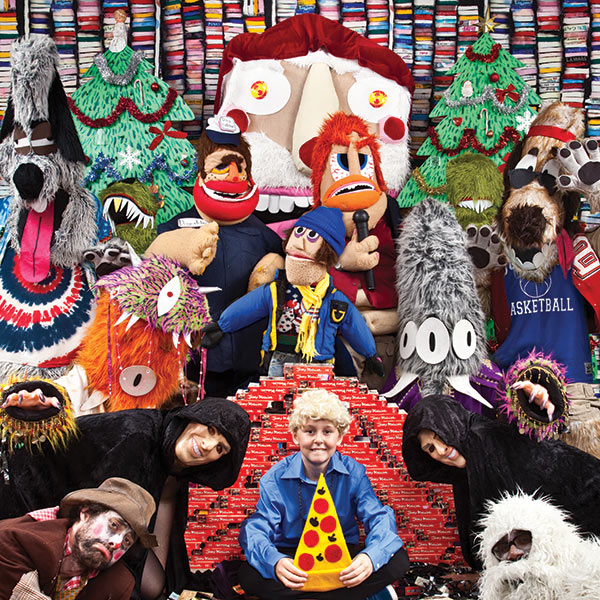 Everything Is Terrible!'s live variety show involves videos, monster costumes, music, sketch and stand-up comedy, and even dance routines.