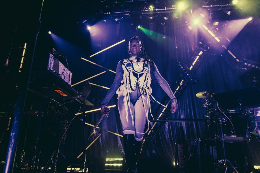 Percussionist Diva Cruz