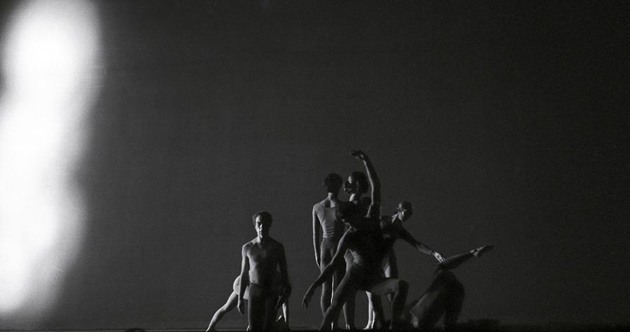 Merce Cunningham Dance Company performing in 1970