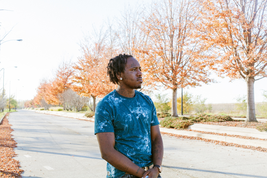 Although formally innocent in the eyes of the law, Jermaine Robinson spent more than four years awaiting trial on weapon-possession charges.