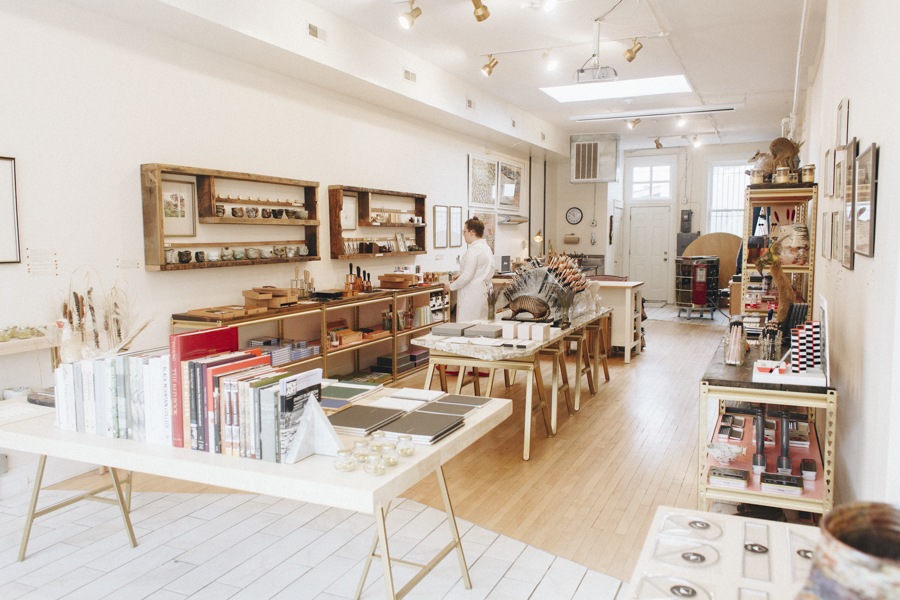 Objects at Martha Mae are arranged to encourage touching and exploration.