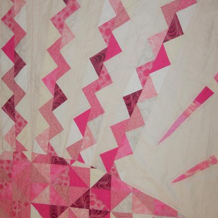 "Moscinski's ""pink hot mess"""