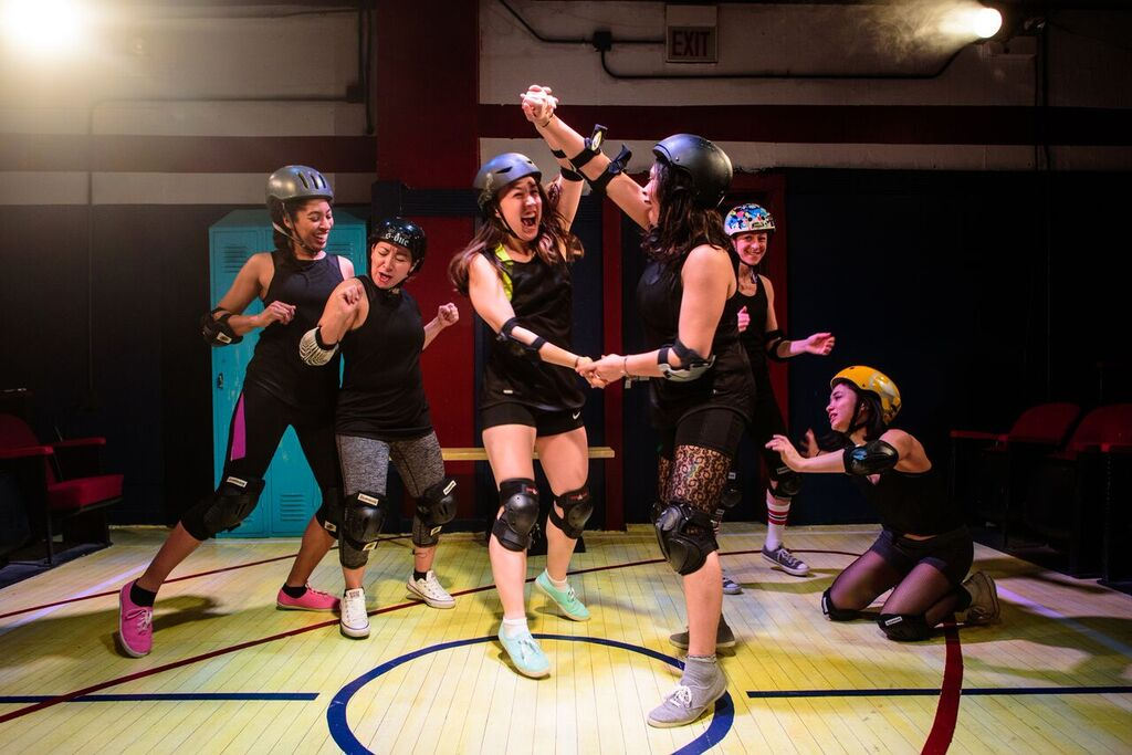 Pride Films and Plays' <i>For the Love of (or, The Roller Derby Play)</i>