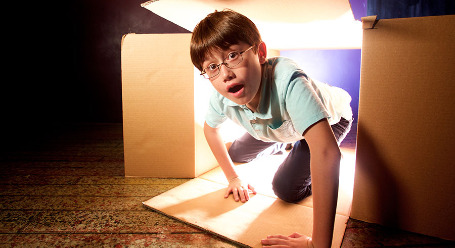Filament Theatre's <i>Forts! A Build Your Own Adventure</i>