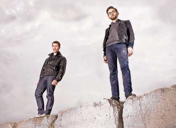 Matthew Arkell and Aaron David Ross