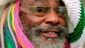 His Funkness George Clinton