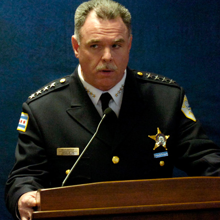 Police superintendent Garry McCarthy wants officers focused on  higher-level offenses