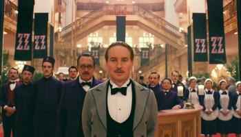 Owen Wilson in <i>The Grand Budapest Hotel</i>