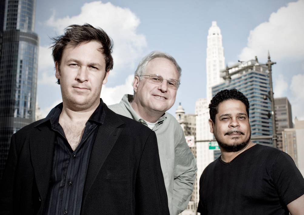 Anthony Moseley, Richard Cahan, and Edward Torres