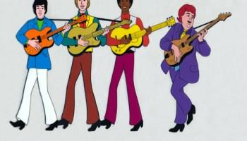 <i>The Hardy Boys</i> original production cel