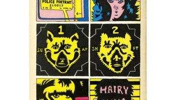 Hairy Who, from <i>The Portable Hairy Who</i> (1966)