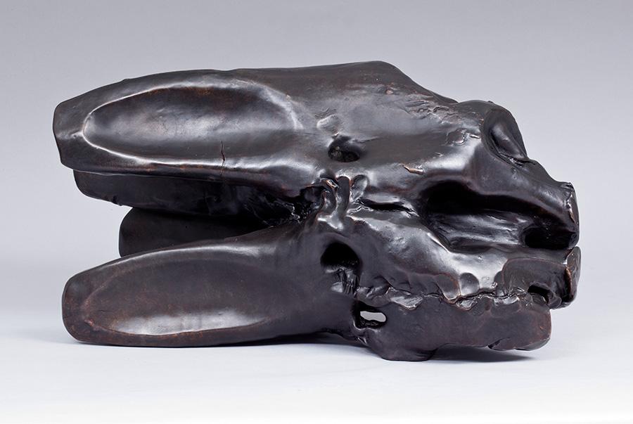 <i>Untitled</i>, bronze, work in progress