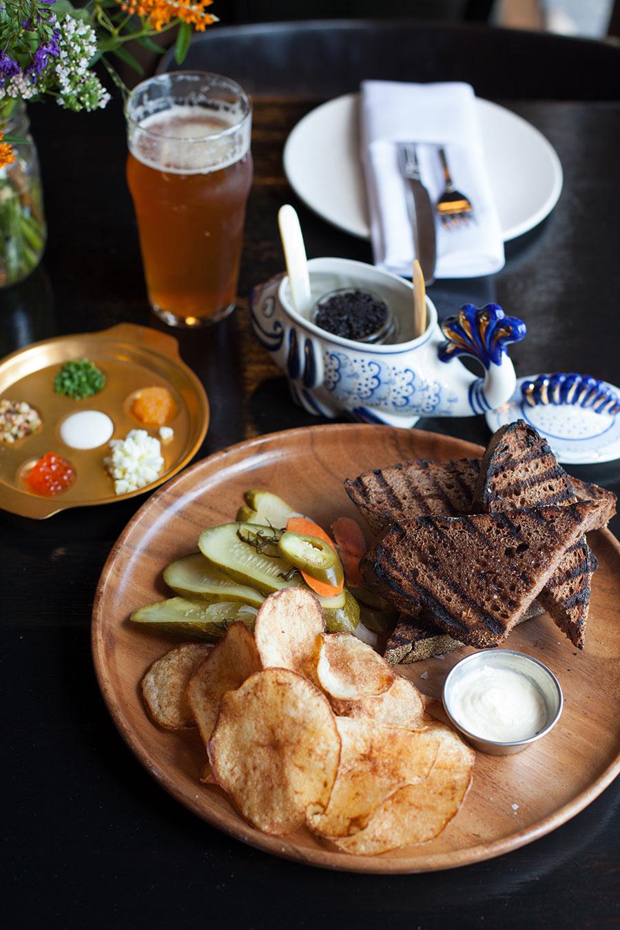Heritage Restaurant & Caviar Bar