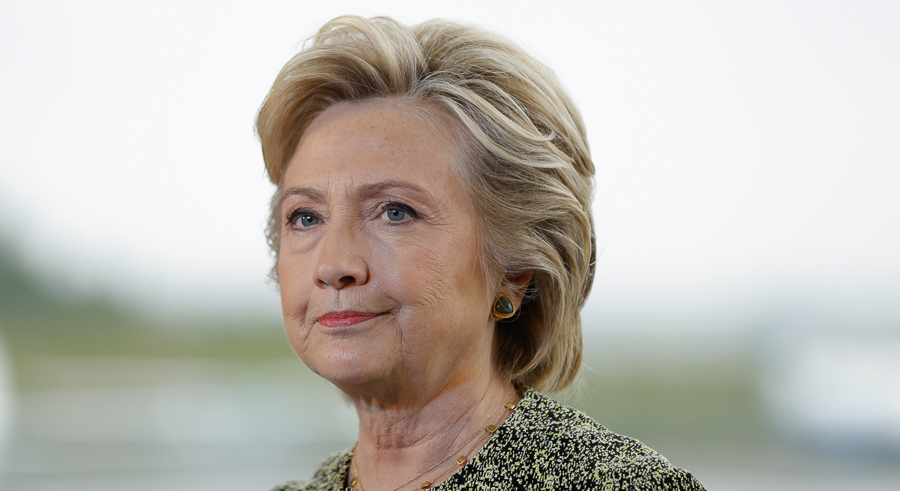 Get in a good Hillary discussion just before the debates at Women & Children First.
