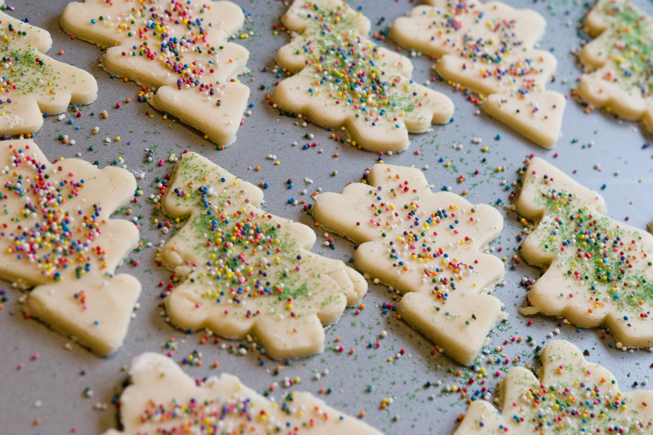 Cindy's becomes a sugary wonderland during the Holiday Cookie Pop-Up.
